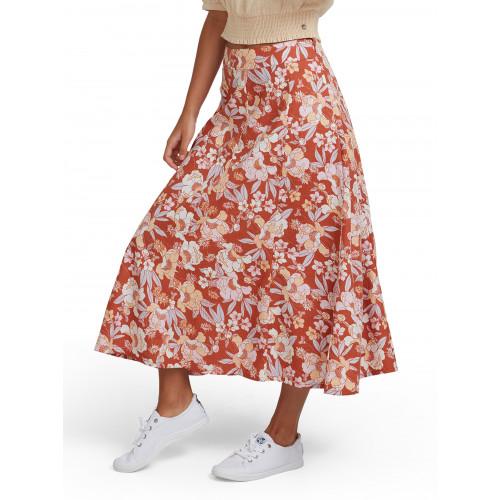 Womens Florence Feels Midi Skirt