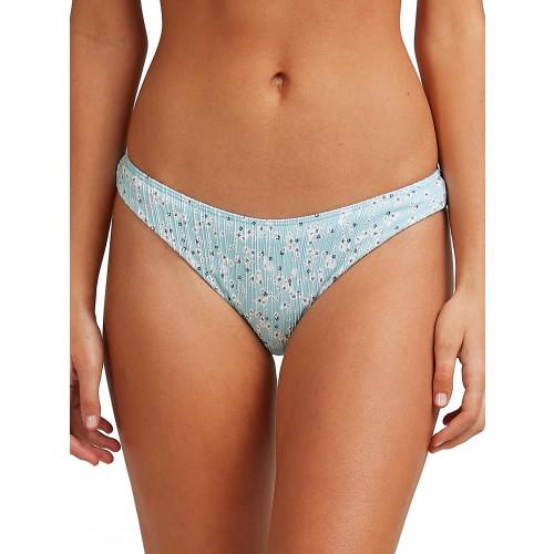 Womens Lilies Surf Mini Bikini Pant