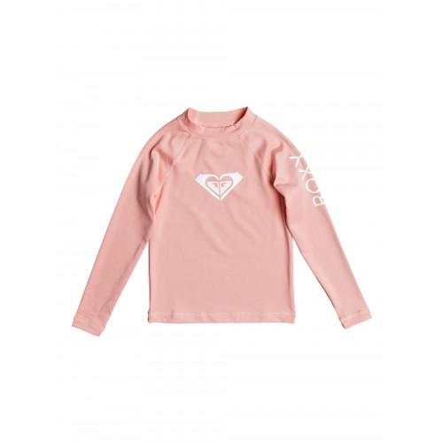Girls 2-7 Whole Hearted Long Sleeve Rash Vest