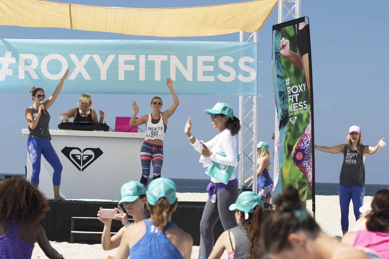 5 Reasons why we Loved #ROXYfitness Huntington Beach