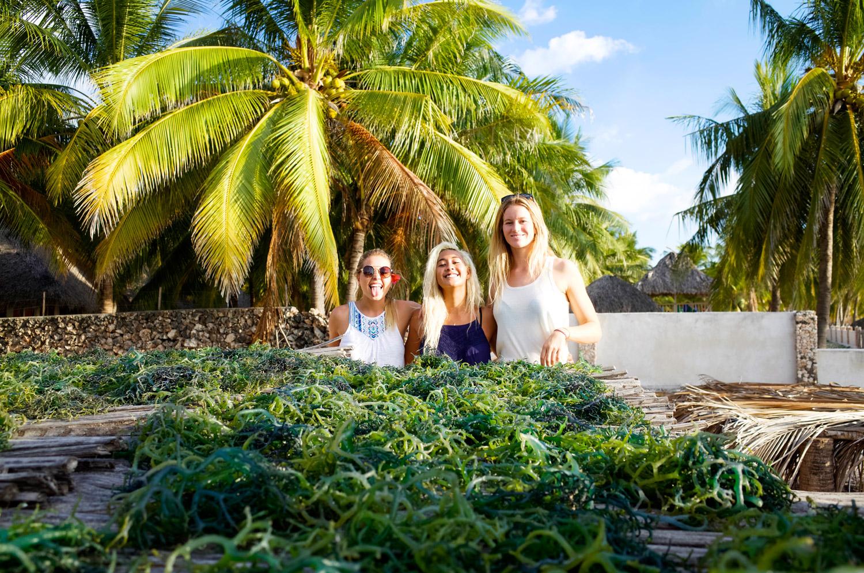 Island life with Bianca Buitendag