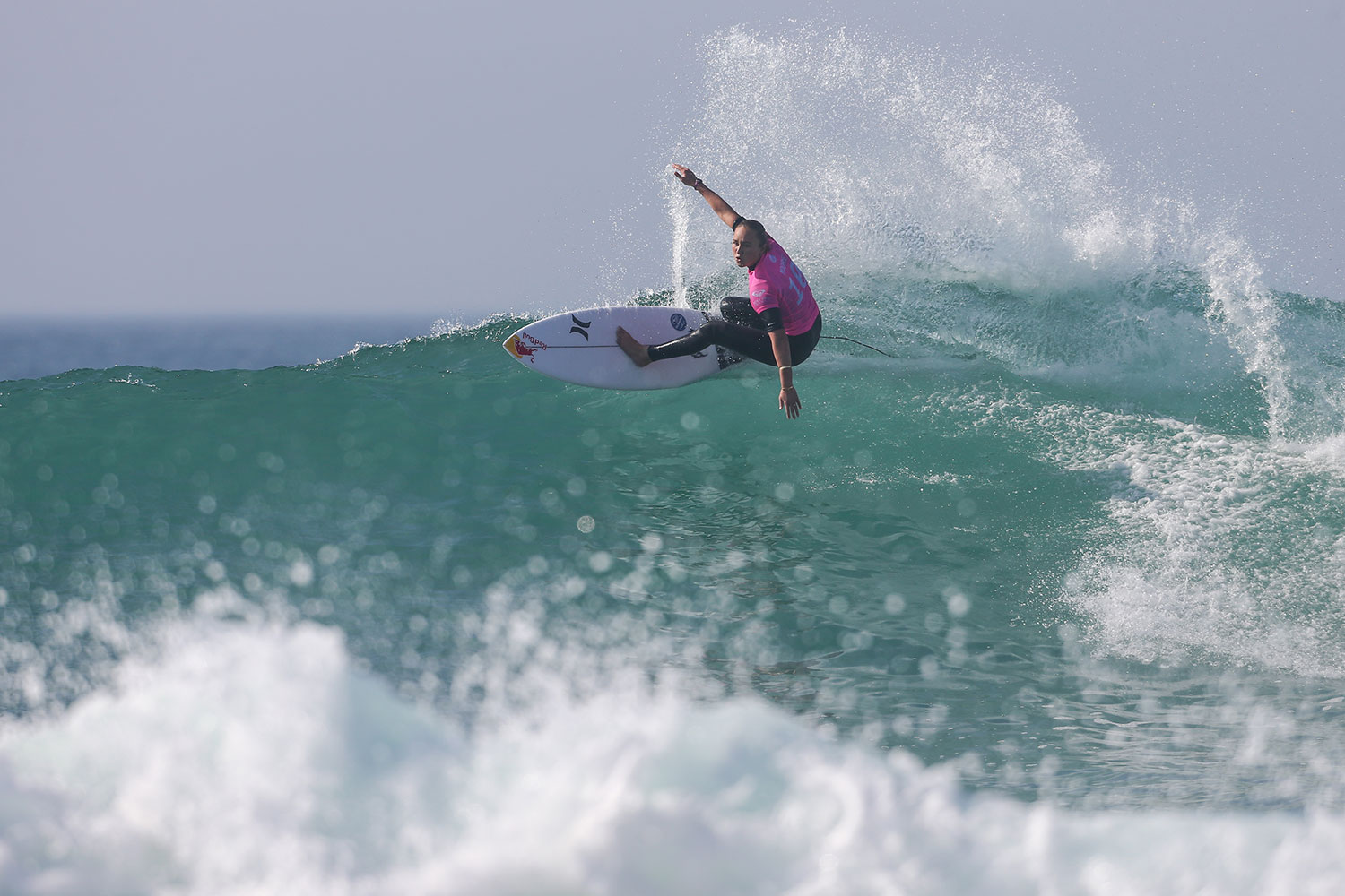 Carissa Moore Claims Back to Back #ROXYpro France Titles