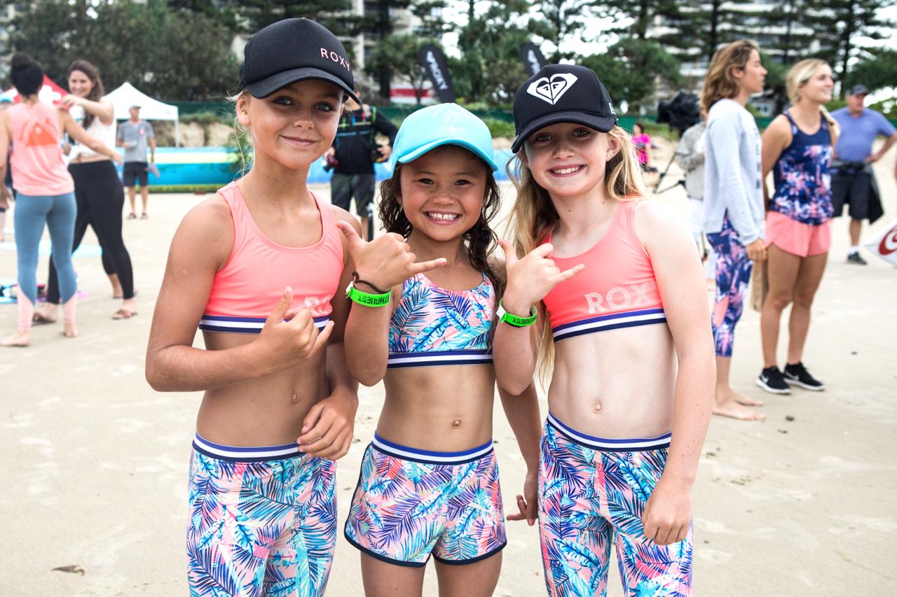 Rain, Hail or Shine at #ROXYfitness Gold Coast