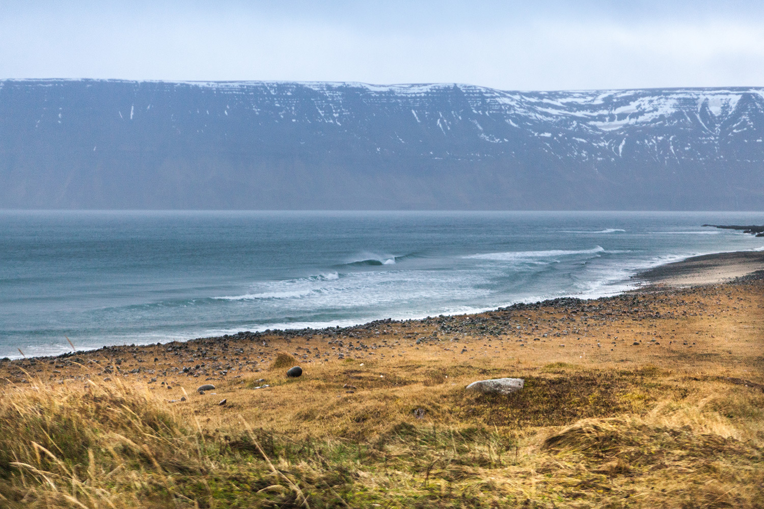 Surfing Iceland with Lee-Ann Curren