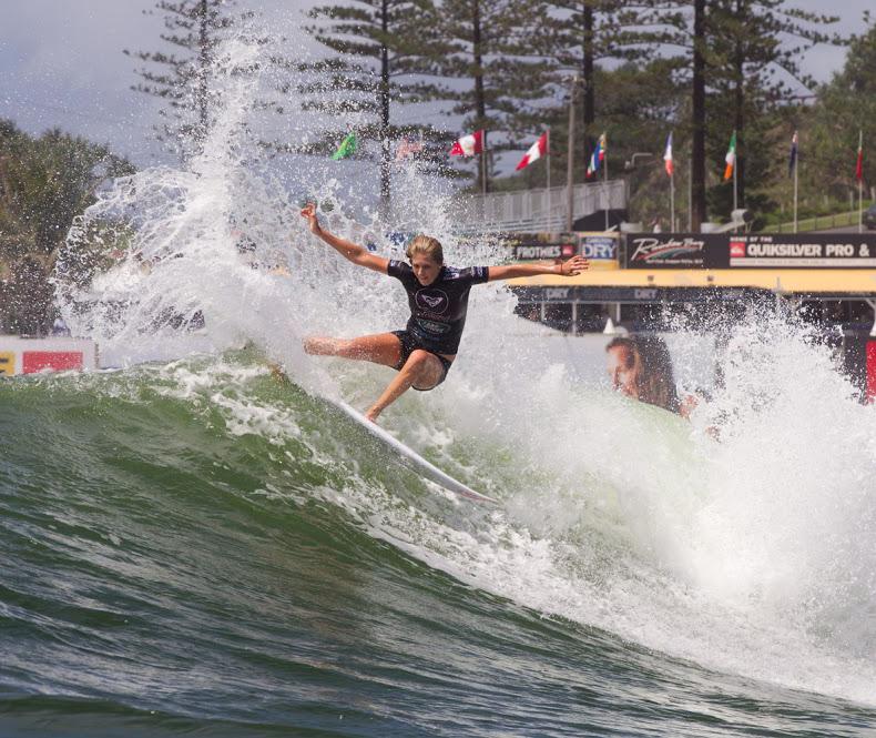 ROXY Pro Gold Coast 2014 #ROXYpro