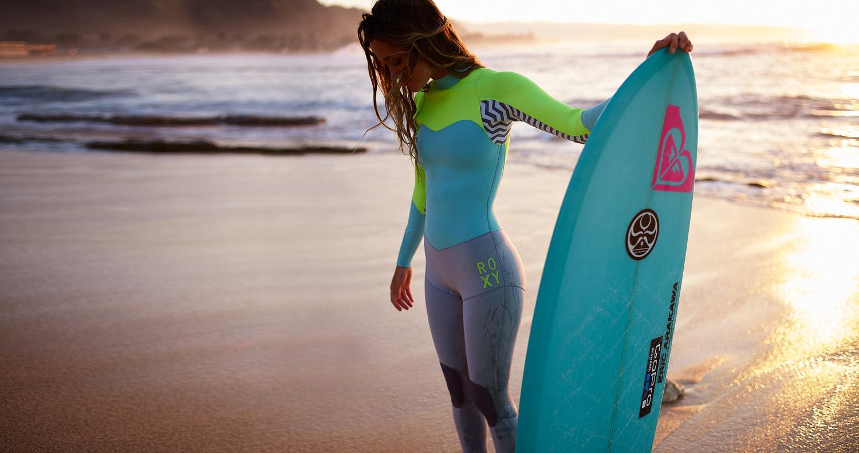 #ROXYsurf ROXY Wetsuits