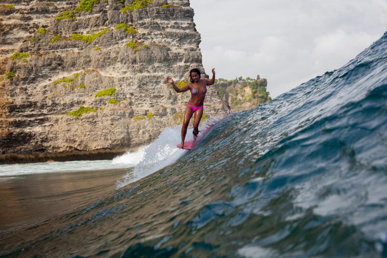 Surfing Ulus