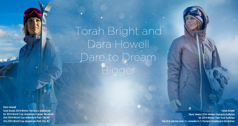 Torah and Dara Dream Big